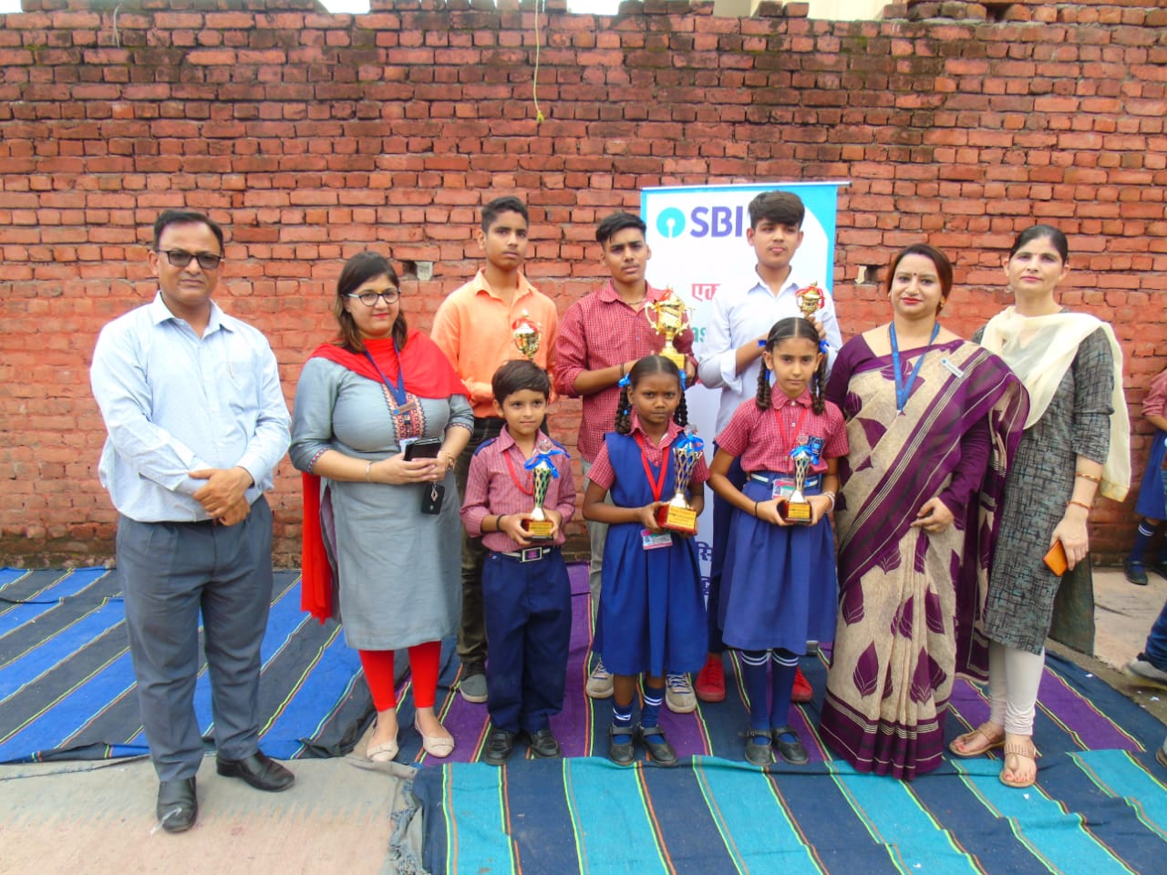 Poster Making Competition Organized on Ek Kadam Swachtta Ki Aur
