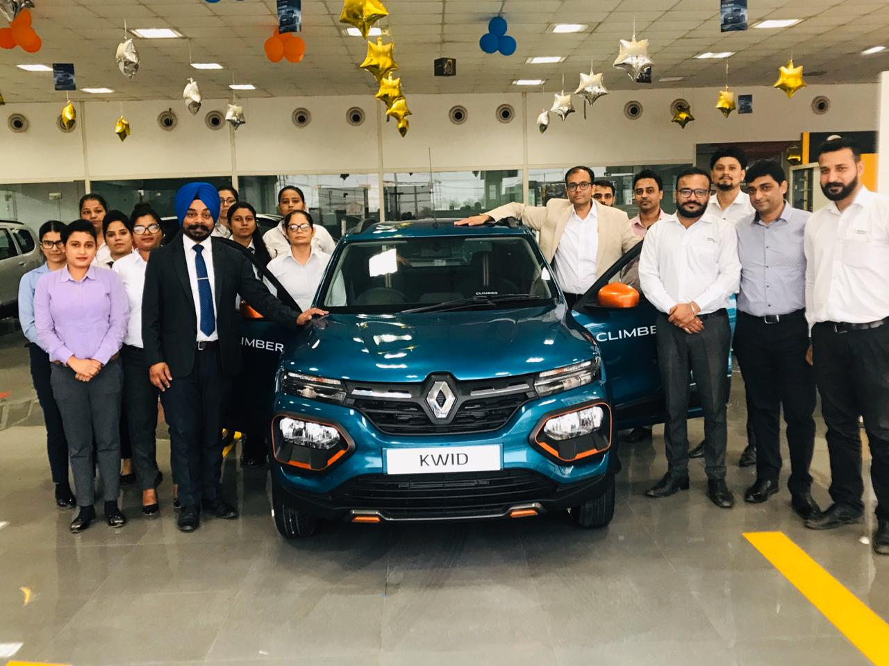 Benchmark Motors unveils New Renault KWID