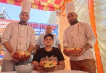 """Biryani Art"" Multi-Cuisine Restaurant launched in Panchkula"