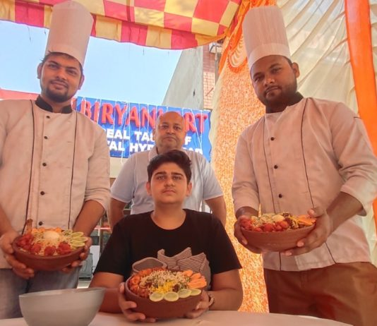 """Biryani Art"" Multi-Cuisine Restaurant launched in Panchkula"