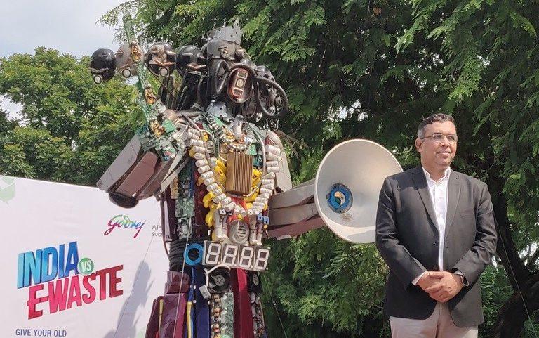Godrej Appliances urges citizens to fight against a new age evil - e-waste