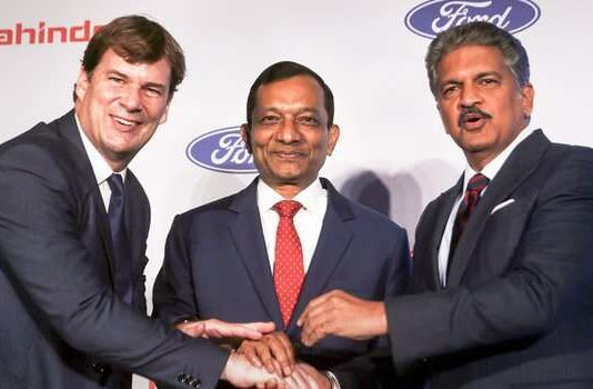 Mahindra and Ford Announce a Joint Venture