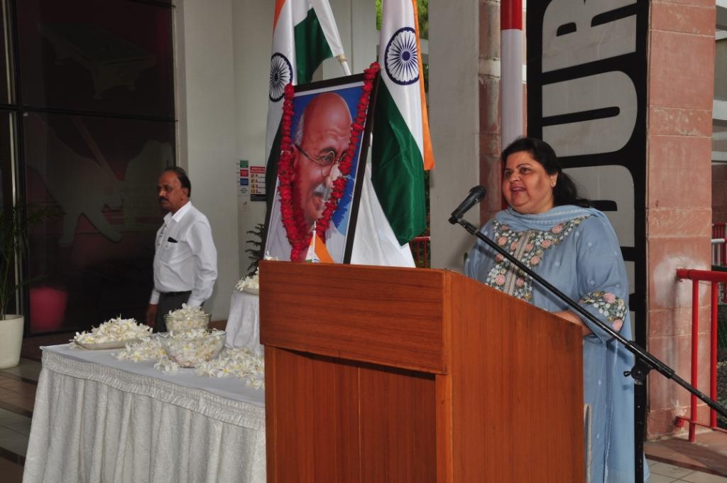 Jaypee Hotels & Resorts celebrated 150th Gandhi Jayanti