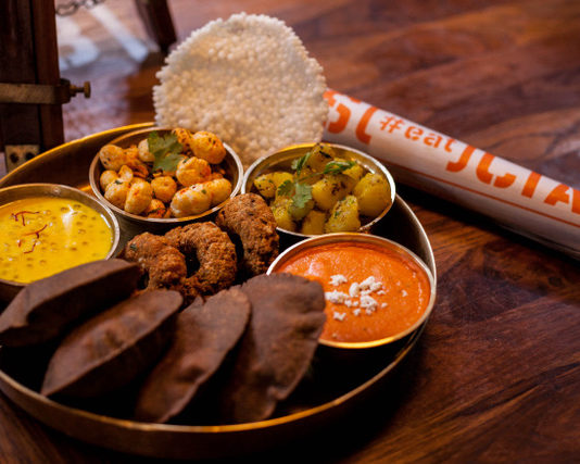 Social takes Devotees 'Through the Nine Nights' with a Special Menu