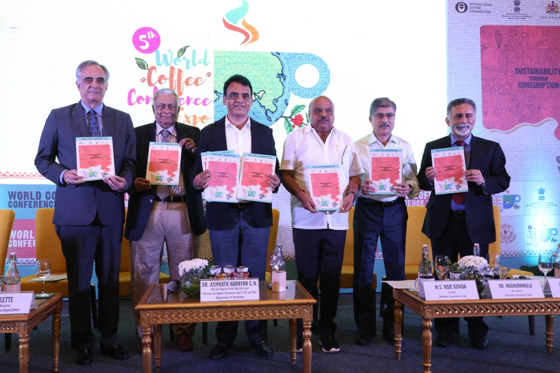 5th Edition of World Coffee Conference & Exhibition comes to India