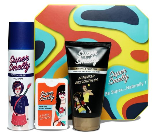 Super Smelly launches a wide range of gift hampers for the festive season