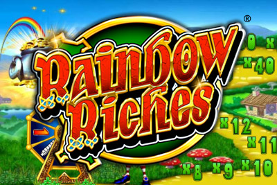 Rainbow Riches Slot Game Review