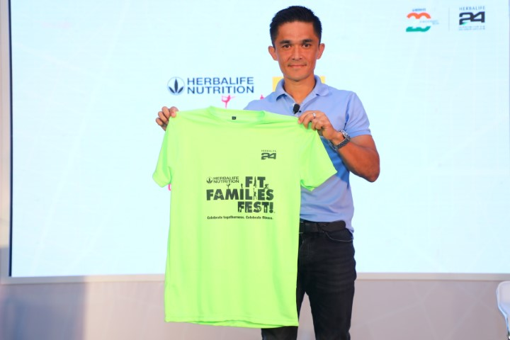 Herbalife Nutrition Announces 3rd Edition of FIT FAMILIES FEST