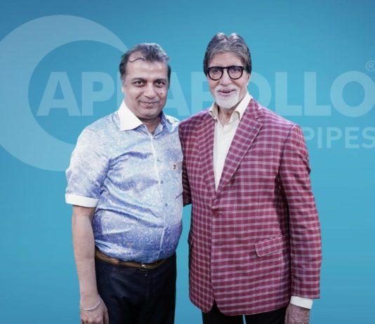 APL Apollo ropes in legendary star Amitabh Bachchan as brand ambassador