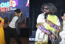Amigos comedy night with Sunil Grover