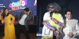 Amigos comedy night with Sunil Grover