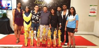 Chandigarh Dance Sports Professionals Shine at Asia Pacific International Dance Championship