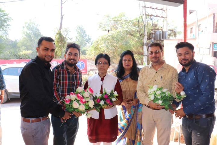 Creative Zone Academy & Saloon opened in Kharar