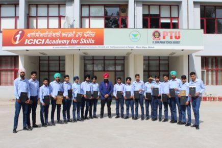 ICICI Academy for Skills has trained over 5,660 less privileged youth in Mohali
