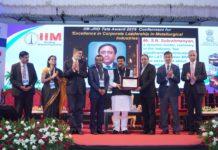 L&T CEO & MD SN Subrahmanyan Gets Prestigious IIM-JRD Tata Award