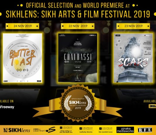Sikh Arts & Film Festival 2019 to premiere 3 films directed by Ojaswwee Sharma
