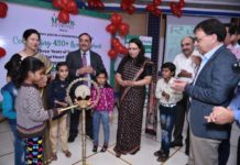Fortis commemorates three years of successful congenital heart surgeries