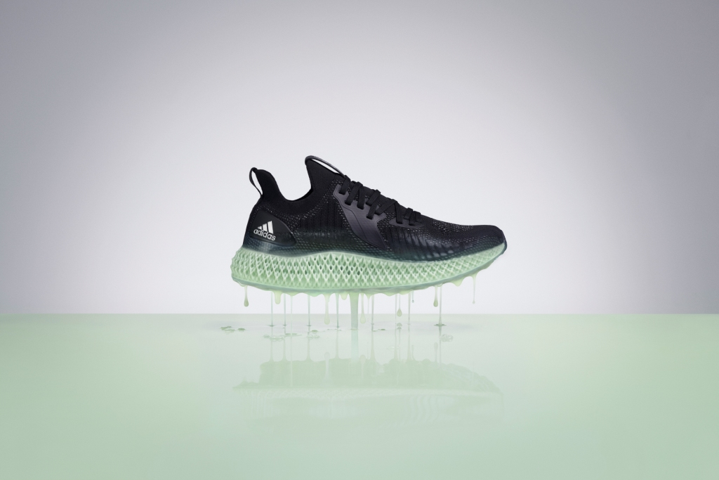 Adidas Launches the New ALPHAEDGE 4D Running Shoe