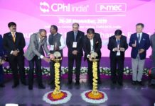 The 13th edition of CPhI & P-MEC India Expo starts