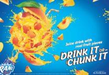 Coca-Cola launches Rani Float