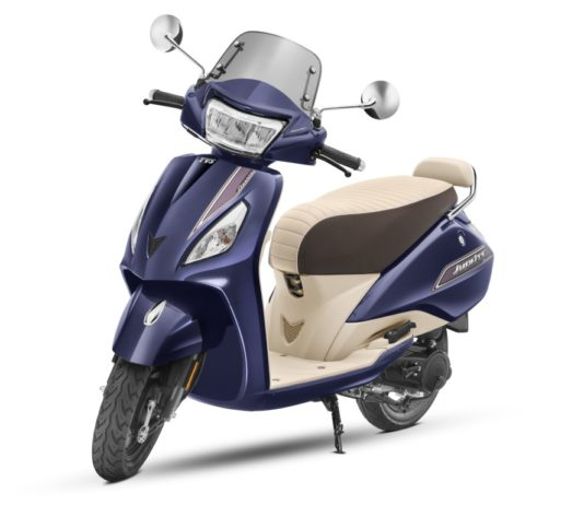 TVS Motor Company launches BS-VI TVS Jupite