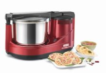 Usha launches wet grinders for Southern market