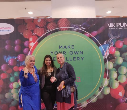 Creativity Gets A New Expression At VR Punjab Women Wednesdays Jewellery Workshop