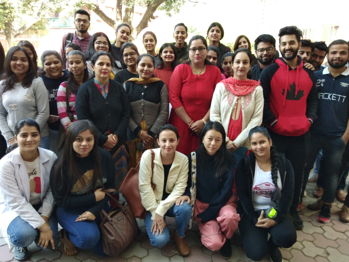 Lecture on Water Conservation and Watershed Management