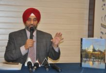Sikh NRI's Treatise – 'The Sikh Heritage –Beyond Borders' Unveiled
