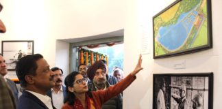 Sukhna Interpretation Centre inaugurated on Pierre Jeanneret's 52nd Death Anniversary
