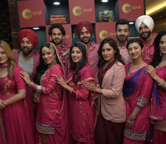 Zee Punjabi to be launched on 13th January, 2020 with original Punjabi shows