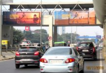 Laqshya Media brings Johnnie Walker's TravellingBillboard on OOH