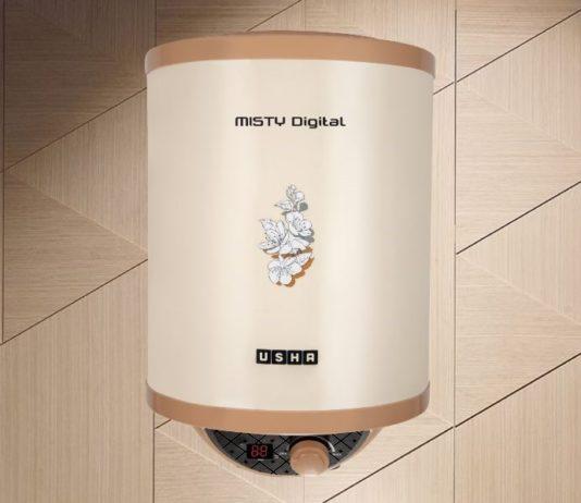 Usha expands Misty water heaters range