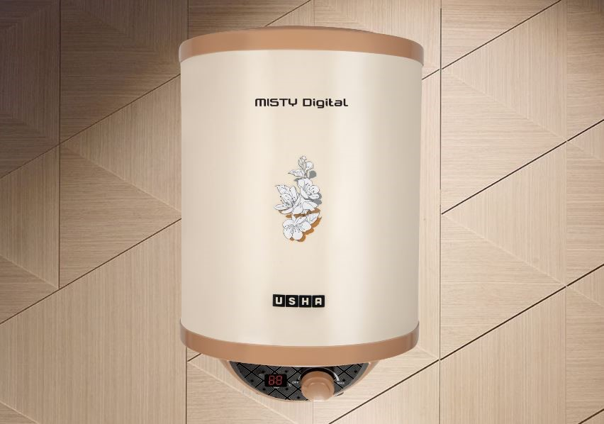 Usha expands Misty water heaters range