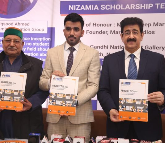 Education is the passport to the future – Maqsood Ahmed