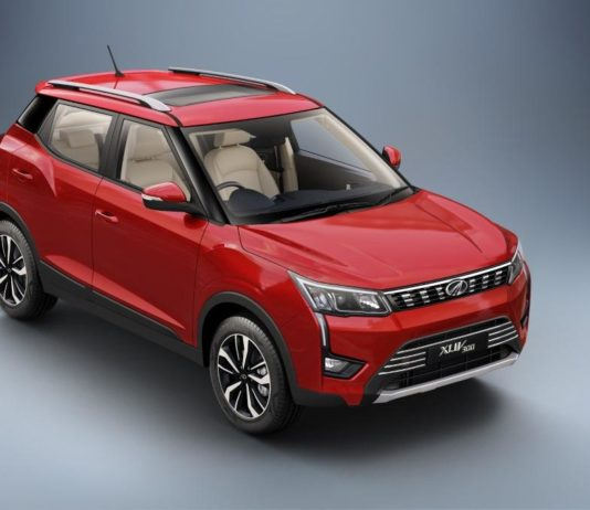 Mahindra drives into the future with BS 6 compliant XUV300