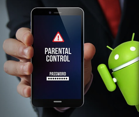 Android Phones and Parental Control: Promoting a Safe Online Experience