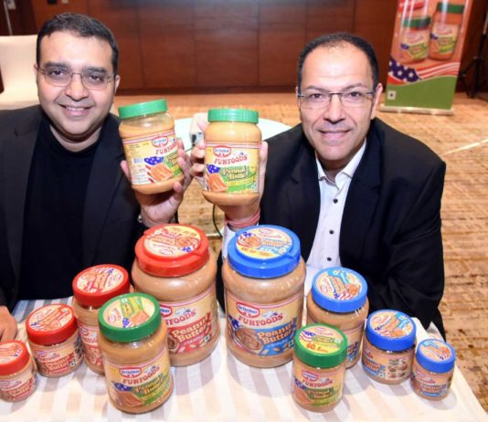 FunFoods' 'Peanut Butter All Natural' launched