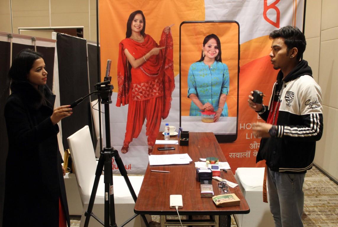 Talent Hunt Show Bech Ke Dekhao organised at Hyatt Regency Chandigarh