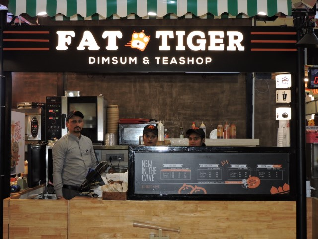 "Fat Tiger is an ode to ""the Indian styled Chinese cuisine"""