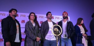 Varun Dhawan and Shraddha Kapoor in Chandigarh to promote their movie Street Dancer 3D