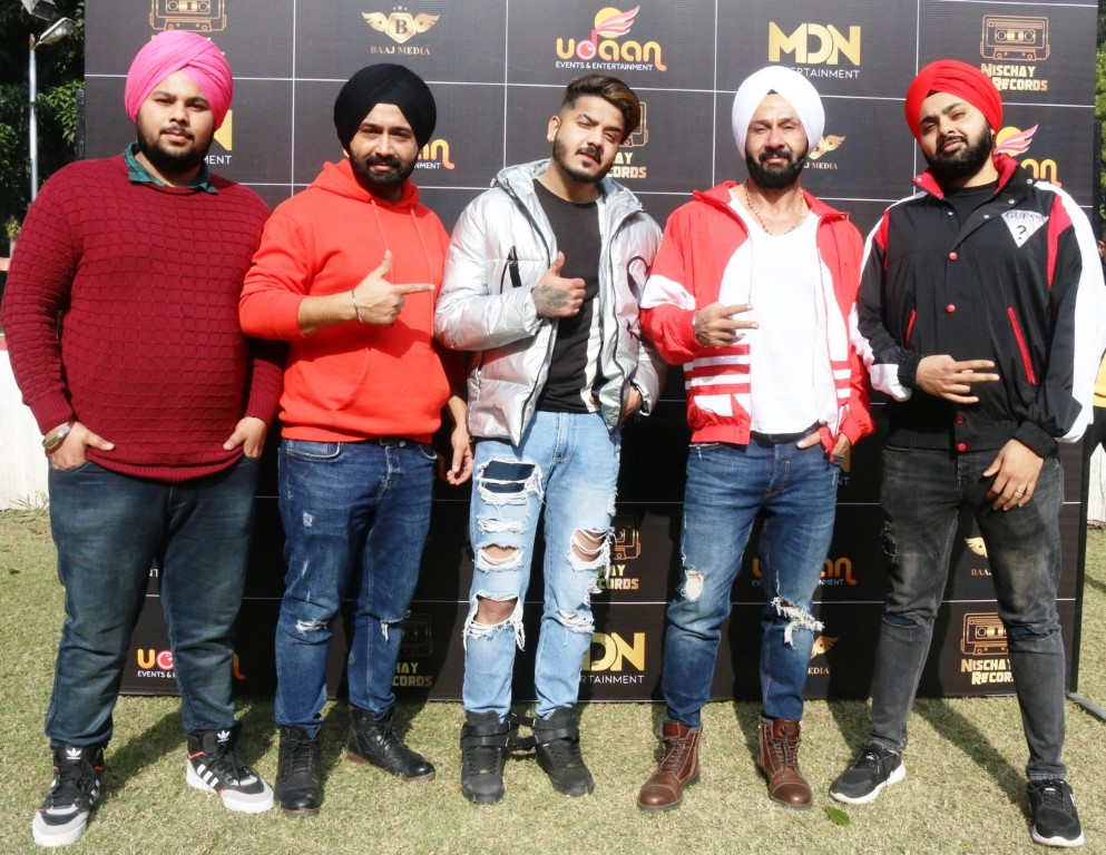 Nischay Records released Singer ADR Real's new song 'Khwahish': Singer ADR Real's new song 'Khwahish' has been released recently in respect of which a press conference was organized by Nischay Records