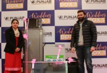 Chandigarh woman wins VR Punjab's Wedding Box 3