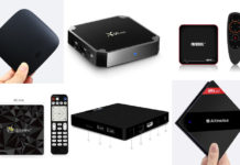 Most popular TV boxes