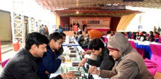 Punjab Kesri organises Chess Championship in Ambala