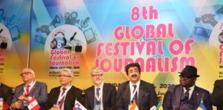 8th Global Festival of Journalism Propagated Positive Journalism
