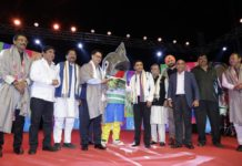 Goa 2020 National Games mascot 'Rubigula' takes centre stage at Launch Event
