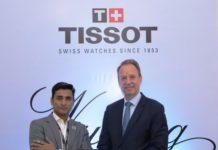 Tissot showcases Valentine special T-Wave watch