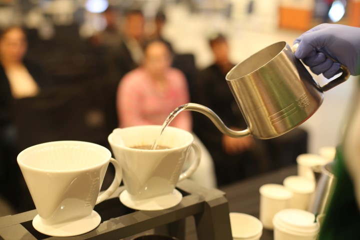 Coffee lovers get together at VR Punjab to master the art of brewing