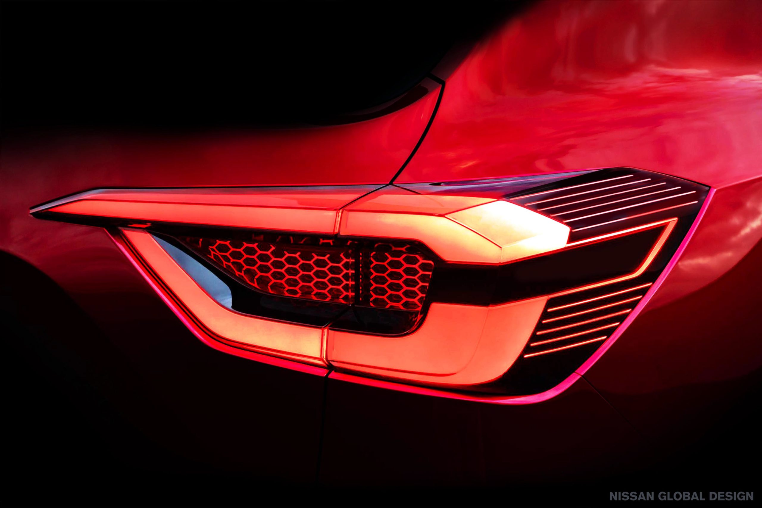 Nissan releases second glimpse of its new SU